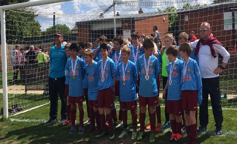 U13 Tigers Cup final May 17
