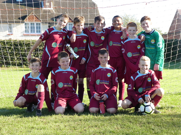 U11 Eagles - New Kit